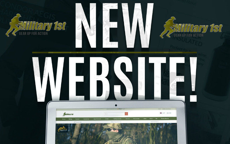 Military 1st New Website