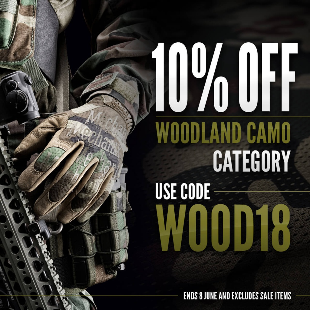 Woodland Sale 2018 Instagram