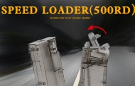 WoSporT lastest 5000RD BB Speed Loader