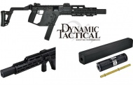 Dytac Products Update: Kriss Vector Handguard and Silencers