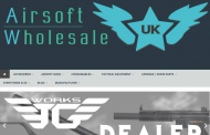 Airsoft Wholesale UK opens doors in Fleet, Hampshire.