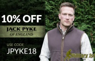 Military 1st Jack Pyke Sale