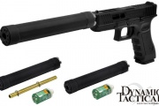 DYTAC NEW addition 9M Style Silencer with build in Xcortech XT-301 Tracer Unit
