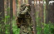 Giena Tactics the manufacturer of badass Russian uniforms.