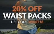 Military 1st Waist Packs Sale