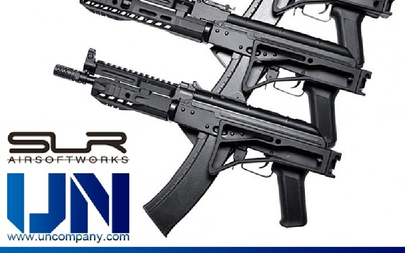 DYTAC SLR Airsoftworks AK series ARRIVED!