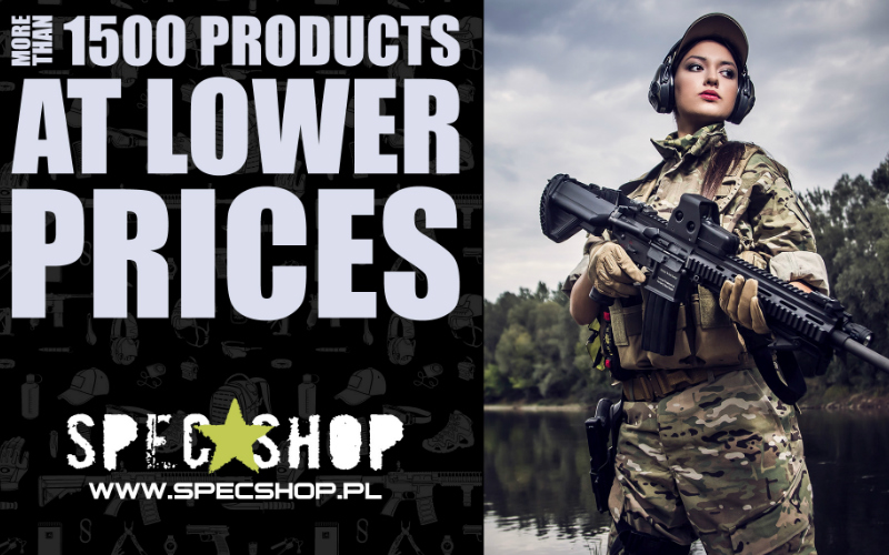 SpecShop.pl has an awesome sale