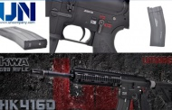 KWA(Umarex) HK416D GBBR is now up for Pre-Order!