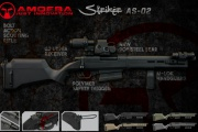 UN Company ARES Amoeba Striker AS-02 series has arrived