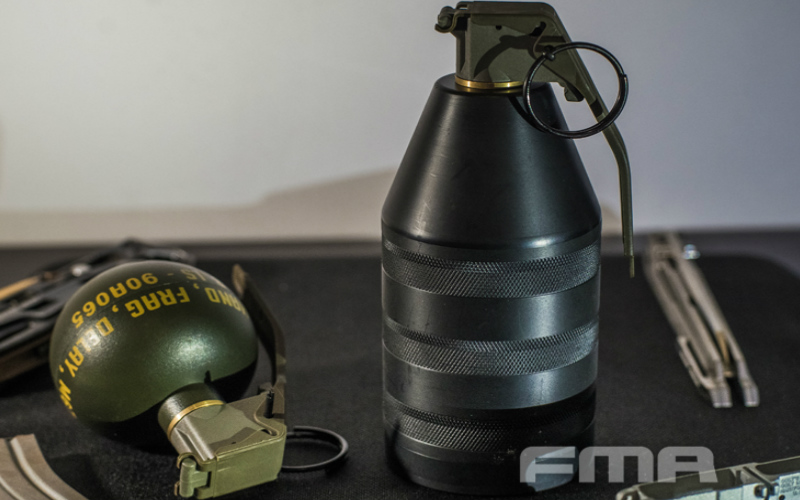 FMA M67 EG DUMMY and FMA ASM GRENADE REPLICA