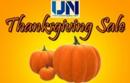 UN COMPANY Thanksgiving SALE