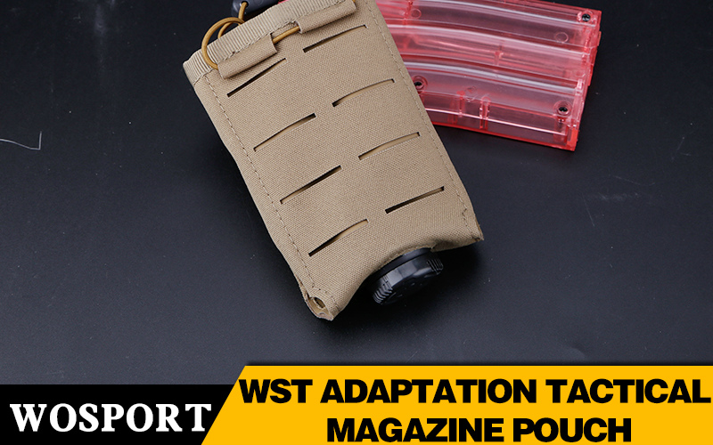 WoSports new multi-mission magazine pouch
