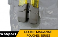WoSport new Double Magazine Pouches