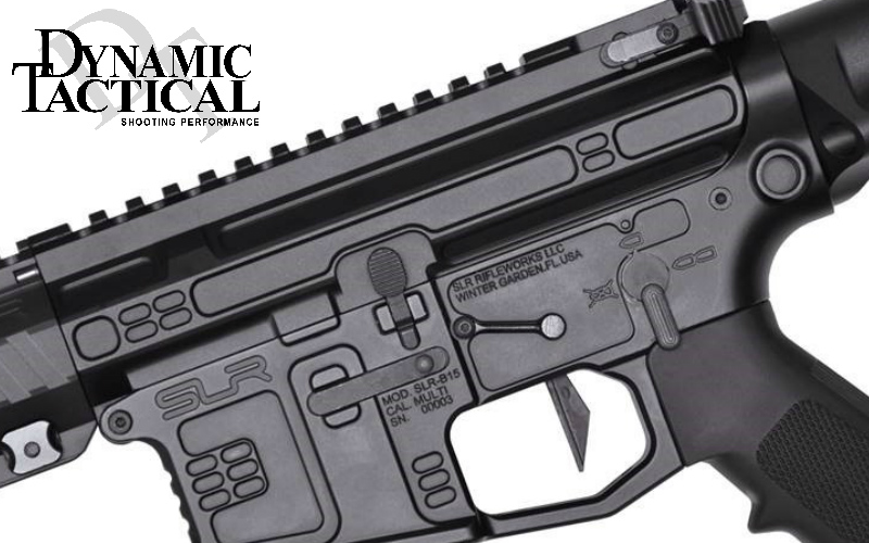 DyTac SLR B15 M4 AEG  is here