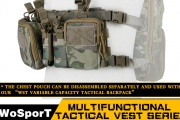 WoSport new multi functional tactical west