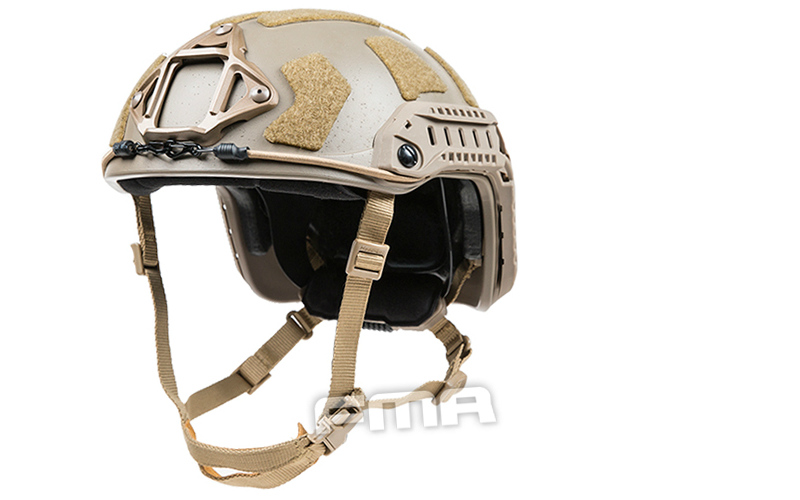 FMA extreme high cut helmet is here