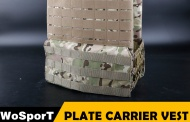 WoSport new plate carrier vest.