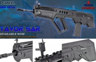 UN COMPANY: KWA TAVOR SAR GBB and King Arms PDW 9mm SBR in STOCK!!!