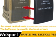 WoSport new tactical west insert.