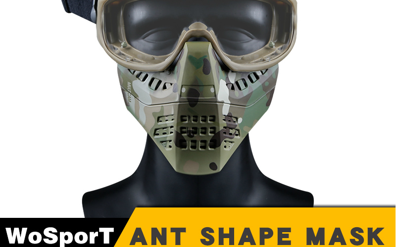 New mask from WoSport