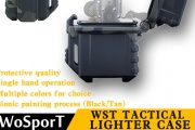 WoSport new Tactical Lighter Case
