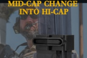 WoSport M4 Mid-cap transfer Hi-cap adapter accessory