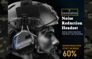 WoSport Fifth Generation Sound Pickup and Noise Reduction Headset