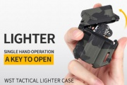 Tactical Lighter Case Set from WoSport
