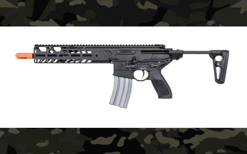 SIG SAUER Introduces New SIG AIR ProForce MCX Virtus Airsoft Rifle
