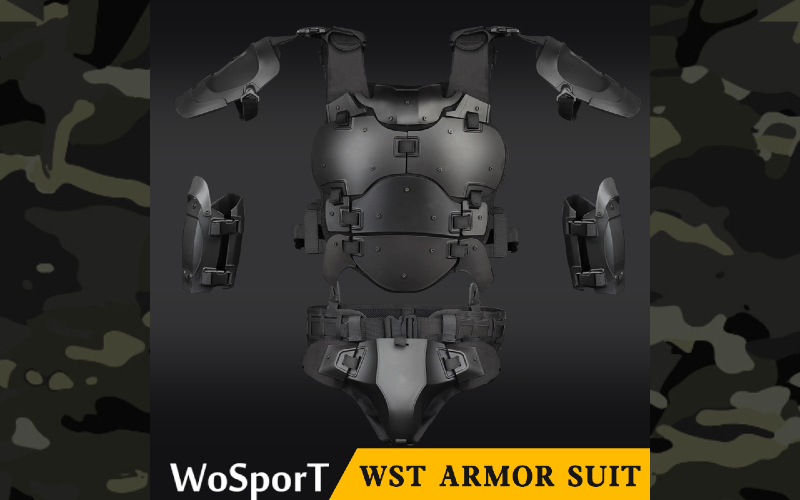 WoSport new Armour Suit