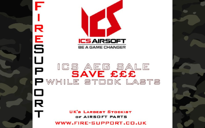 FIreSupport Christmas ICS sale.