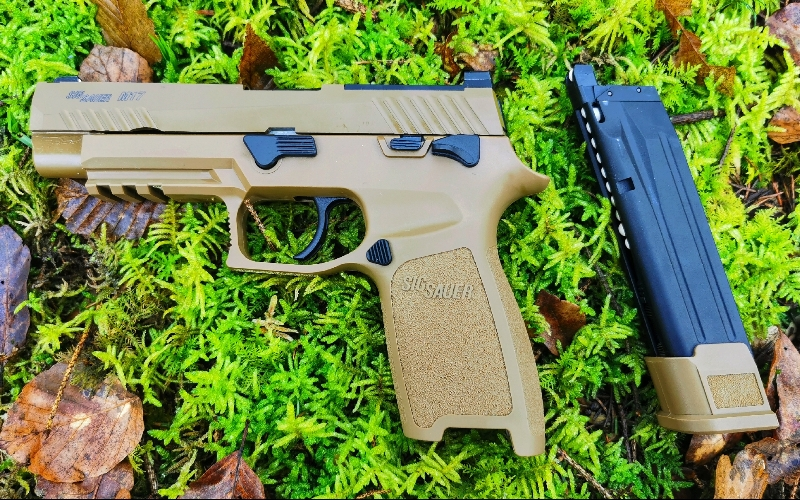 REVIEW - SIG SAUER ProForce M17 Airsoft Pistol