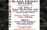 FireSupport massive BLACK FRIDAY SALE