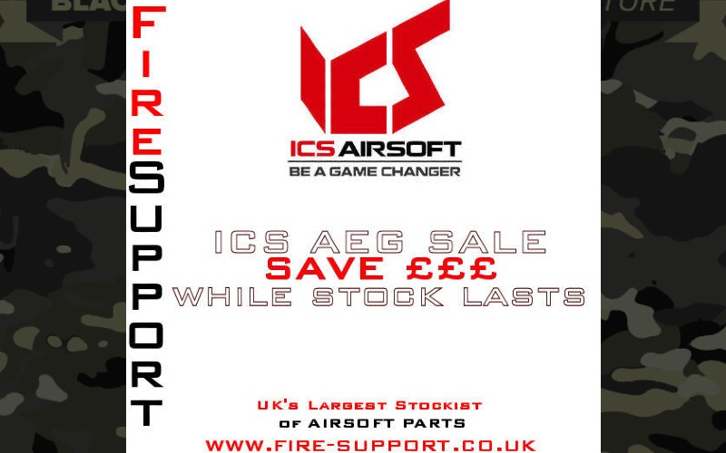 FireSupport and their ICS sale