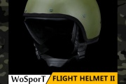 WoSporT Flight Helmet II